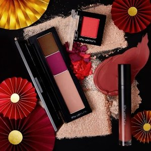 Last Day: Dealmoon Exclusive! Free 5-pc Giftwith Any Purchase of an Item on Sale @ Shu Uemura