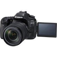 Canon Black EOS 80D + 18-135mm 镜头