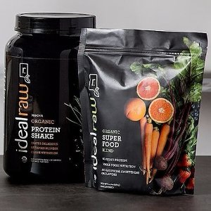 Only  $36.50Protien + Superfood Combo @ Idealraw