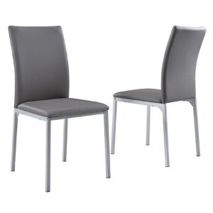 $53.99Mainstays 灰色餐椅2件套
