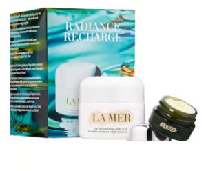 $170La Mer Radiance Recharge Set