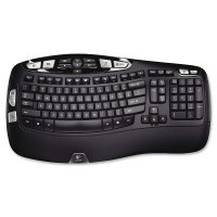 Logitech K350 无线键盘