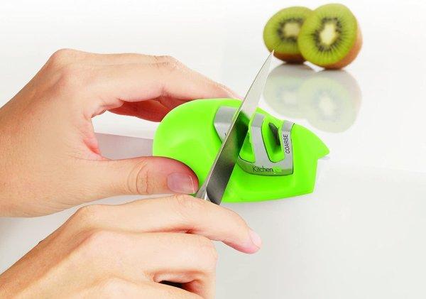 KitchenIQ 2段磨刀机