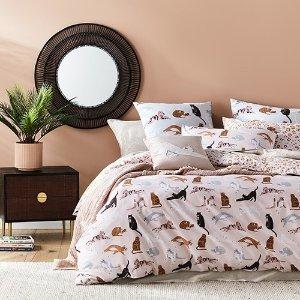 AdairsTrixie Pink床品套装