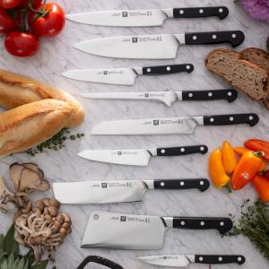 3折起+ 送超值锅具套装House 刀具套装、牛排刀、中式菜刀、面包刀等好刀热卖
