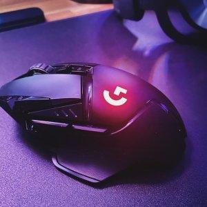 $169.99(原价$199.99)Logitech G502 无线RGB游戏鼠标