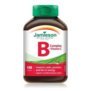 维生素B & 维生素C 复合片 100粒