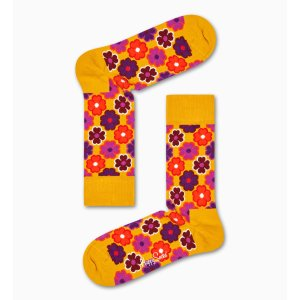 Happy Socks花朵袜子