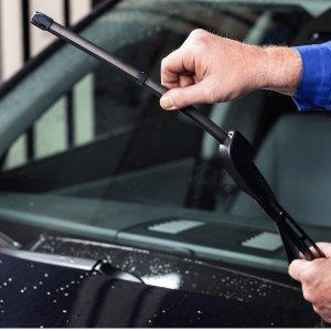 DIY更换雨刮器及加注玻璃水必看《汽车频道汽修部》雨刮器的更换及玻璃水的加注