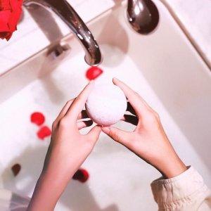 8折+ 额外8.5折 $5.44起Sabon 精选沐浴球低至6.8折促销  让你爱上泡澡澡