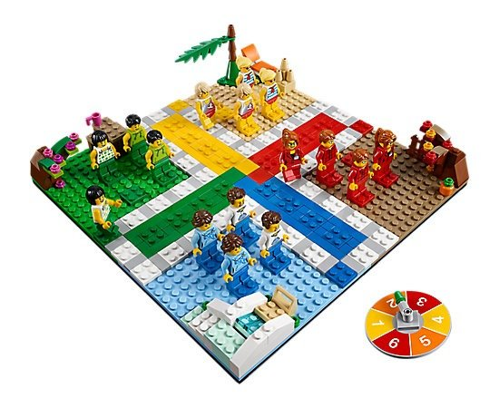 ® Ludo 游戏棋 - 40198  Shop