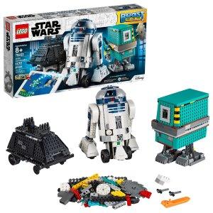 Lego史低价星战 Boost编程机器人 75253