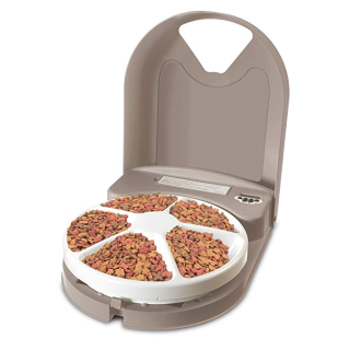 $39.95PetSafe 宠物定时喂食器 可装5份餐