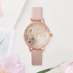 From $78.09Olivia Burton Ladies Watches @ Amazon.com
