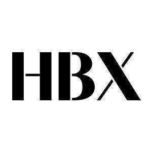 无门槛8折 收Thom Browne、竖中指的猫11.11独家:HBX官网 精选潮牌商品热卖