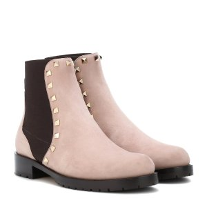 Valentino Garavanisuede 踝靴