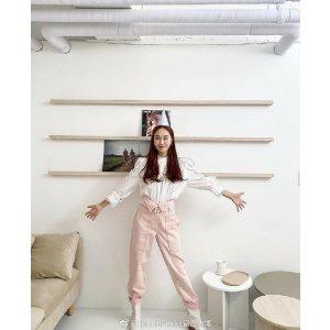 郑秀妍同款牛仔裤