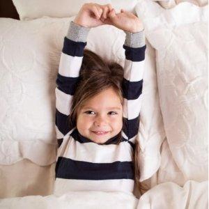 $6.28起Burt's Bees Baby 儿童有机棉家居服特卖 柔软舒适不致敏