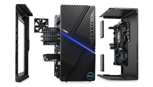 G5 台式机 (i7-10700F, RX5600, 16GB, 128GB+1TB)