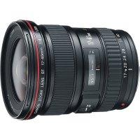 Canon 佳能 EF 17-40mm f/4L 超广角变焦镜头