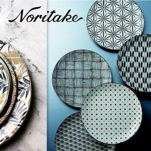 低至$16.99 厨娘必备Noritake 精美日式风餐具促销
