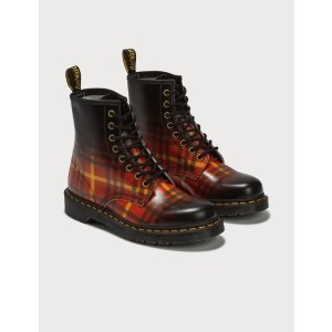 Dr. Martens1460 格纹马丁靴