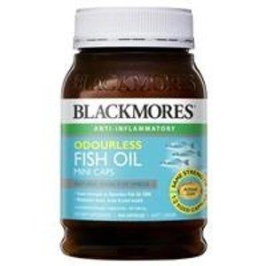 Blackmores鱼油 400粒