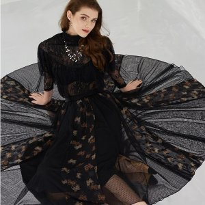 4折起+满额8折 £38就收连衣裙Miss Patina 仙女裙折上折 经典英伦风美裙在线