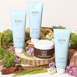 低至8折ESPA 夏日必备护肤系列打折季热卖 轻轻松松在家享SPA