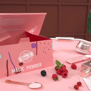 BIO-E Magic Powder Mixed Berry Flavour 28 Sachets
