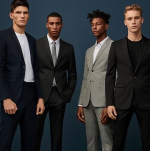 20% OffAll suits @ Topman