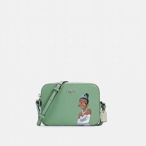 CoachDisney x Coach Tiana 迪士尼公主相机包
