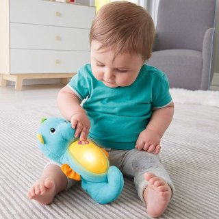 $7.49Fisher-Price Soothe and Glow Seahorse, Blue