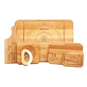Catskill Craftsmen 实木砧板5件套