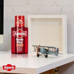 Alpecin防脱去屑 双效加强版双重功效洗发水 防脱发➕去屑
