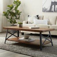 Carbon Loft 咖啡桌