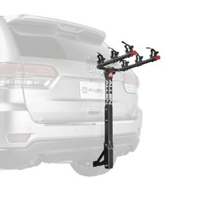 Allen Sports Deluxe 3-Bicycle Hitch Mounted Bike Rack Carrier, 532RR