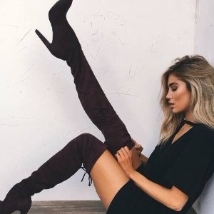 Up to 70% Off Over-the-Knee Boots @ Gilt