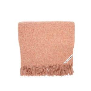 Acne StudiosMelange 羊毛大围巾
