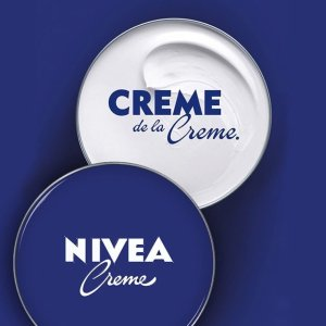 现价$10.24(原价$12.97)NIVEA 妮维雅 大罐管保湿霜400ml 平价La Mer万能霜