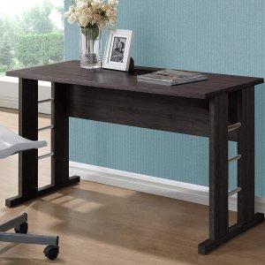 $99(原价$199)CorLiving WFP-180-D 时尚书桌/电脑桌清仓特卖