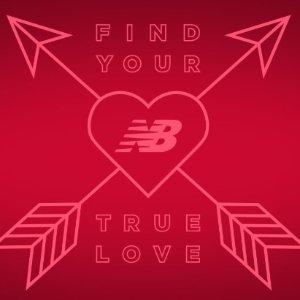 精选8折 收网红款574、608New Balance 情人节用爱领跑运动风尚