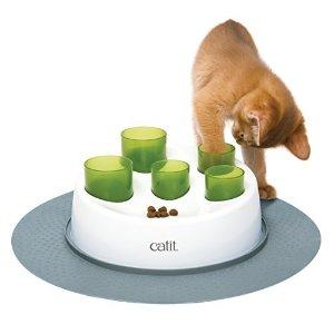 Catit猫咪寻宝喂食器