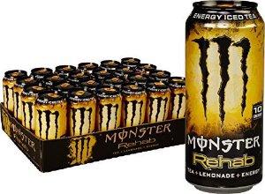 $31Tea + Lemonade + Energy, 15.5 Ounce Pack of 24