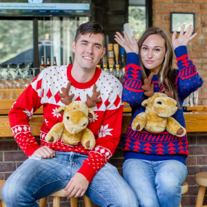 低至$15.49圣诞丑毛衣回归 嗨翻圣诞夜出席Party必备
