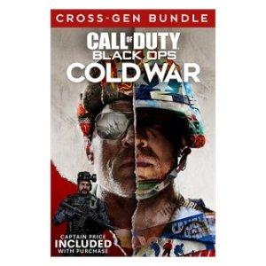 $34.99 包含XB1和XS X|S版《使命召唤: 黑色行动 冷战》跨世代捆绑包