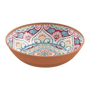 Epicurean砖花沙拉碗