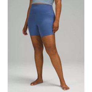 LululemonAlign 运动短裤 *6