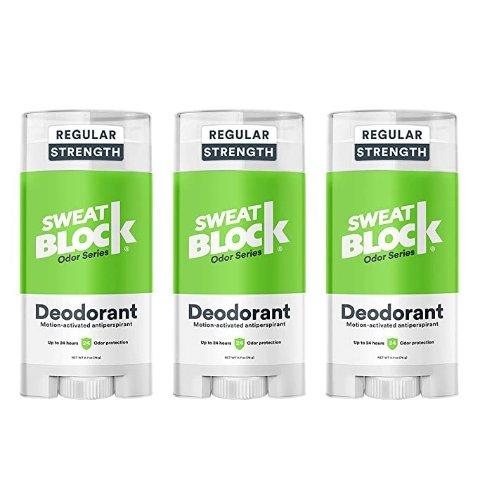 $32.98SweatBlock Deodorant Antiperspirant
