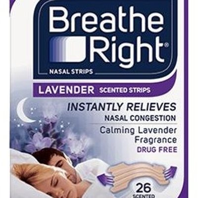 FreeGet Free Breathe Right® Samples